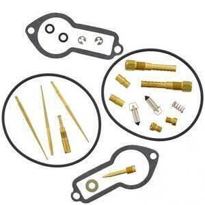 Carburetor service kit Honda XL 250 R complete