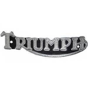 Emblema serbatoio per Triumph