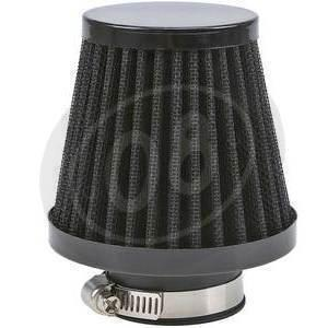 Pod filter 52x86mm conical black