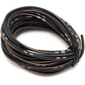 Cavo elettrico 0,82mm nero/marrone