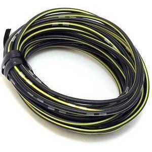 Cavo elettrico 0,82mm nero/giallo