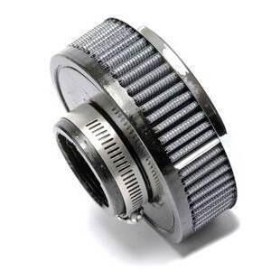 Filtro a trombetta 40x38mm cilindrico EBC