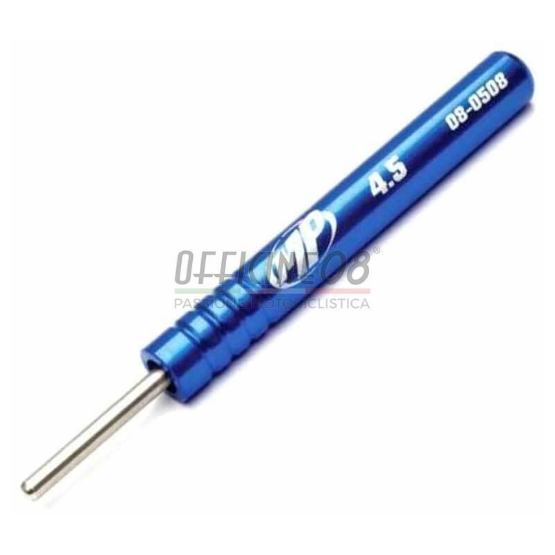 Attrezzo montaggio gommini tenuta olio valvola 4.5mm