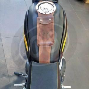 Fascia serbatoio per Ducati Scrambler con borsetta