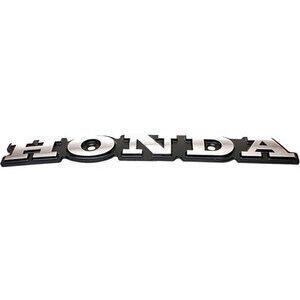Emblema serbatoio per Honda CX 500 sinistro