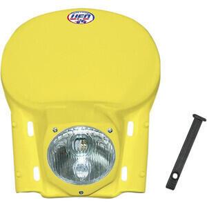 Headlight fairing Ufo Vintage complete yellow