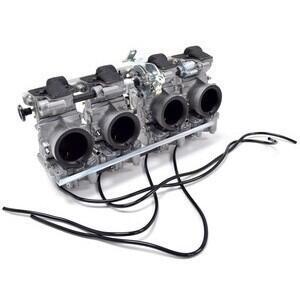 Batteria carburatori Mikuni RS 34