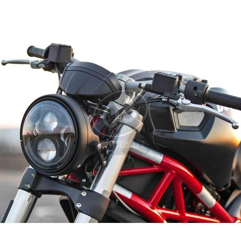 Headlight Kit Ducati Monster 900 Led Jw Speaker 8700 Evo 2 Black