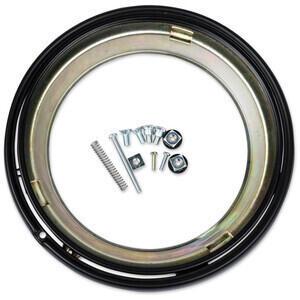 Kit montaggio faro per Triumph Bonneville -'15 J.W. Speaker nero