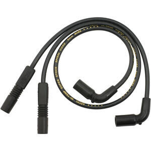 Ignition cable kit Harley-Davidson Touring Accel 8mm back