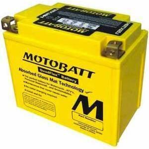 Battery Harley-Davidson Touring sealed Motobatt MBTX30U 12V-32Ah