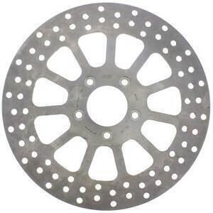 Brake disc Harley-Davidson Sportster -'13 front rotor vented fixed TRW-Lucas