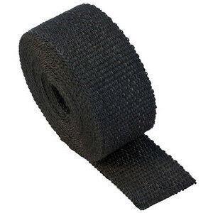 Benda termica collettori di scarico 649° nero 50mm 15mt