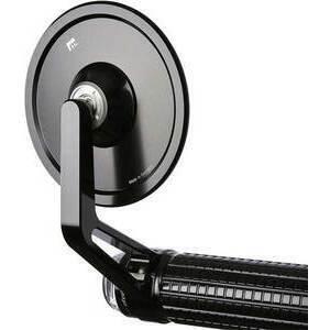 Specchietto retrovisore bar-end Motogadget M-View Cafe senza vetro nero