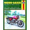 Manuale di officina per Moto Guzzi 750-1000cc '74-'78