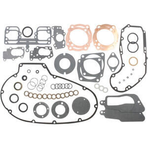 Engine gasket kit Harley-Davidson Ironhead '72 complete Cometic