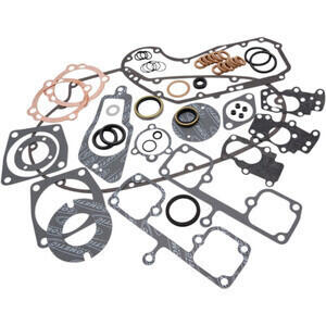 Engine gasket kit Harley-Davidson Ironhead '73-'76 complete Cometic