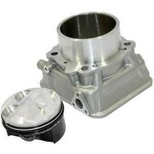 Cylinder and piston kit Ducati 748