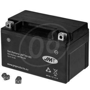 Batteria per Suzuki GSX-R 750 SRAD gel JMT 12V-9Ah