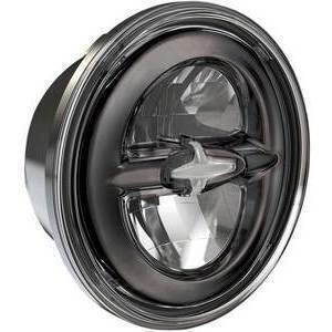 Kit faro anteriore per Harley-Davidson Touring -'13 Drag Specialties full led nero