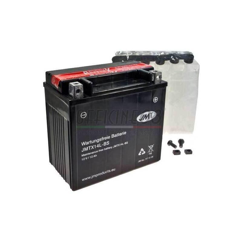 Batterie Moto YTX14L-BS HARLEY DAVIDSON •XL 1200 C SPORTSTER CUSTOM 2004-2012