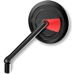 Specchietto retrovisore reversibile Highsider Enterprise-EP1 rosso