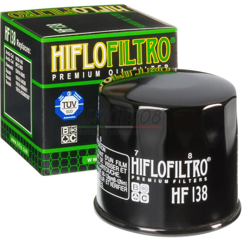 FILTRE /À AIR HIFLO SUZUKI GSF BANDIT 650 2006