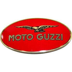 Emblema serbatoio per Moto Guzzi Breva 1100 sinistro