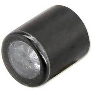 Additional front position light led Highsider Proton black smoked