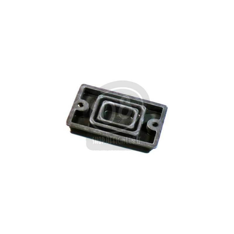 Coppia membrane vaschetta pompa freno per Honda CB 400 N '81- anteriore - Foto 2