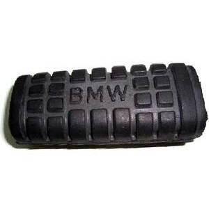 Footpeg cover BMW R 80 R rider left side