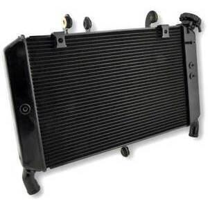Radiatore motore per Yamaha MT-09 -'16 acqua nero