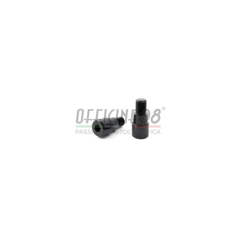 Coppia contrappesi portaspecchietti per Yamaha M16 LSL