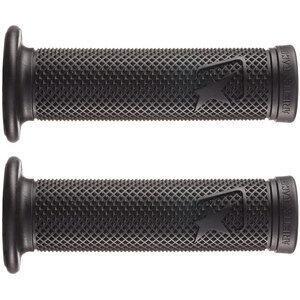 Coppia manopole Ariete Aries 22mm chiuse nero
