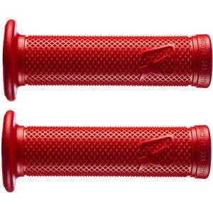 Coppia manopole Ariete Aries 22mm chiuse rosso