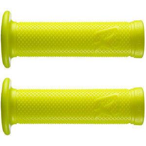Coppia manopole Ariete Aries 22mm chiuse giallo