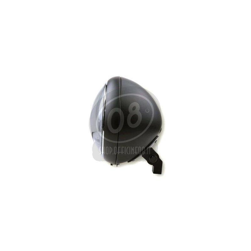 Full led headlight 7'' Highsider Yuma2 Type8 low mounting black matt - Pictures 2