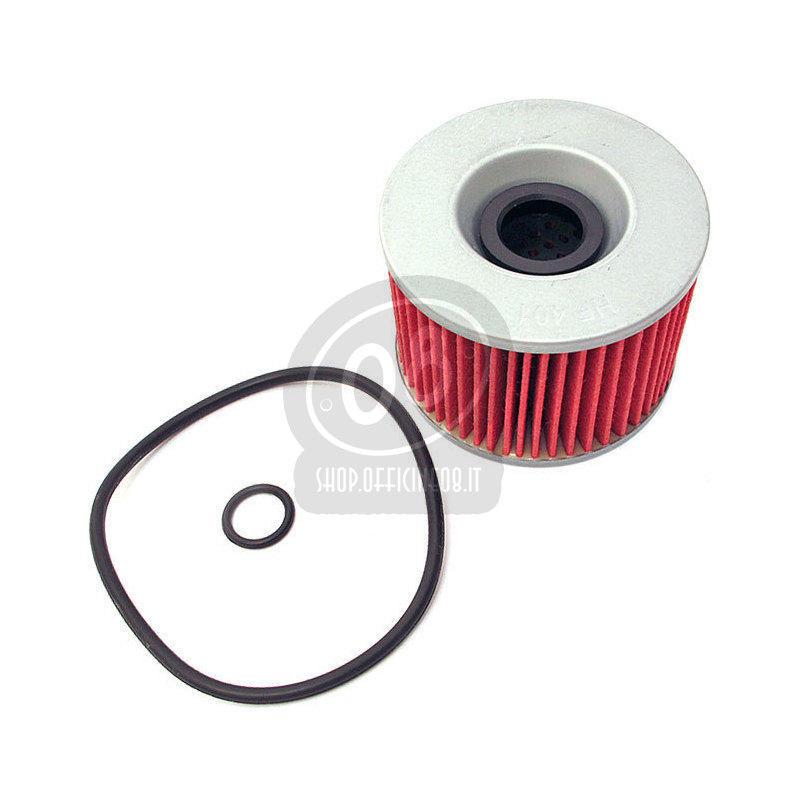 Filtro olio motore HiFlo HF401 - Foto 2