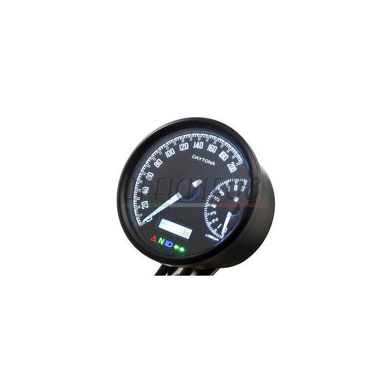 Electronic multifunction gauge Daytona80 W