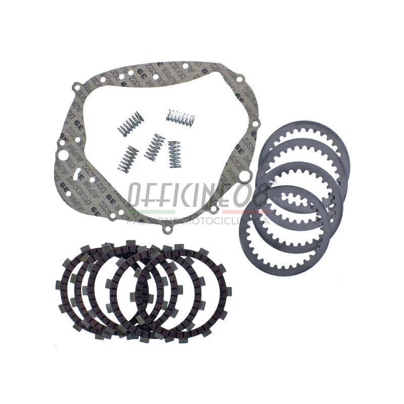 Clutch Cover Gasket for Suzuki GN 125 from 1994-1999