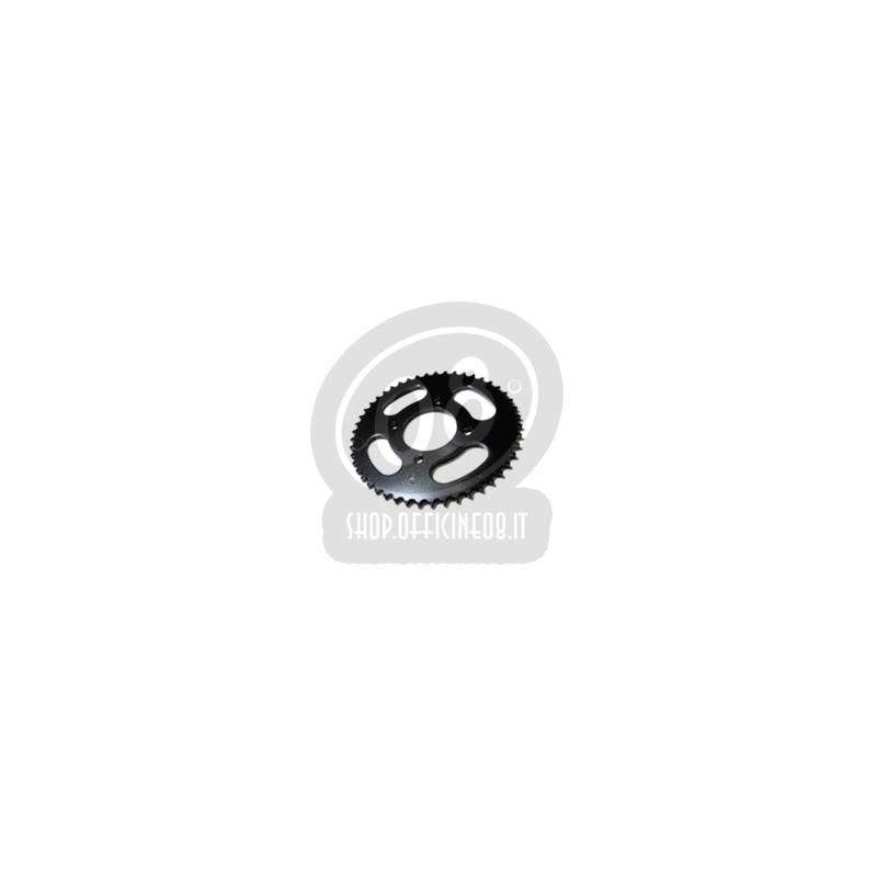 Corona 520 n.46 denti lavorata 100mm