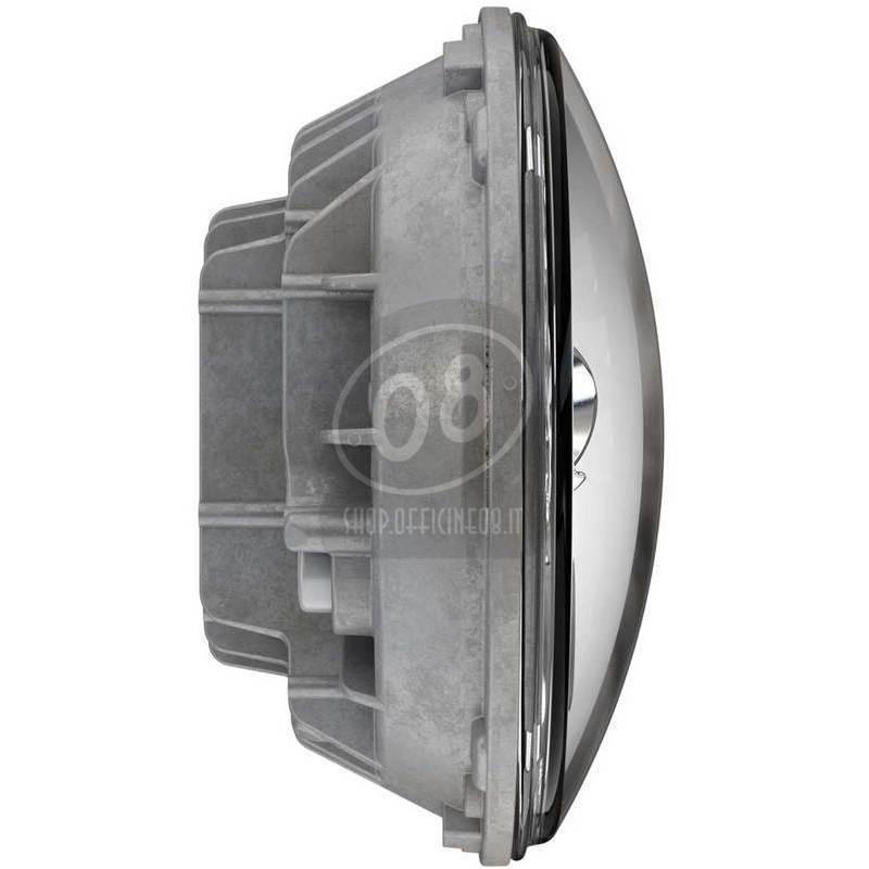 Kit faro anteriore per Triumph Bonneville 1200 led J.W. Speaker 8790 Adaptive2 cromo - Foto 3