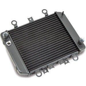 Radiatore motore per Kawasaki ER 500 olio
