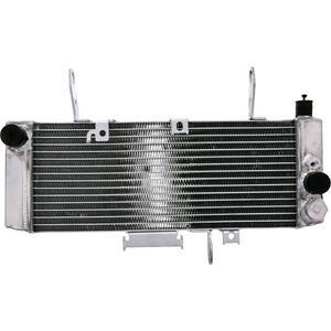 Radiatore motore per Suzuki SV 650 S '03-'04 acqua nero