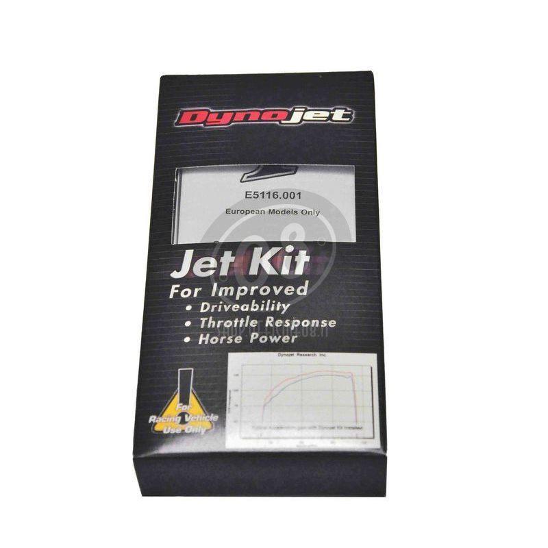 Kit carbuzione Dynojet per Yamaha FZR 1000 Genesis Exup Stage 1 e 3 - Foto 2