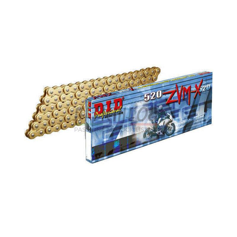 Chain 520 ZVMX 102 links DID