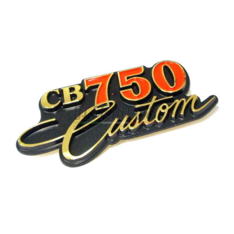 Emblema fianchetto per Honda CB 750 Custom