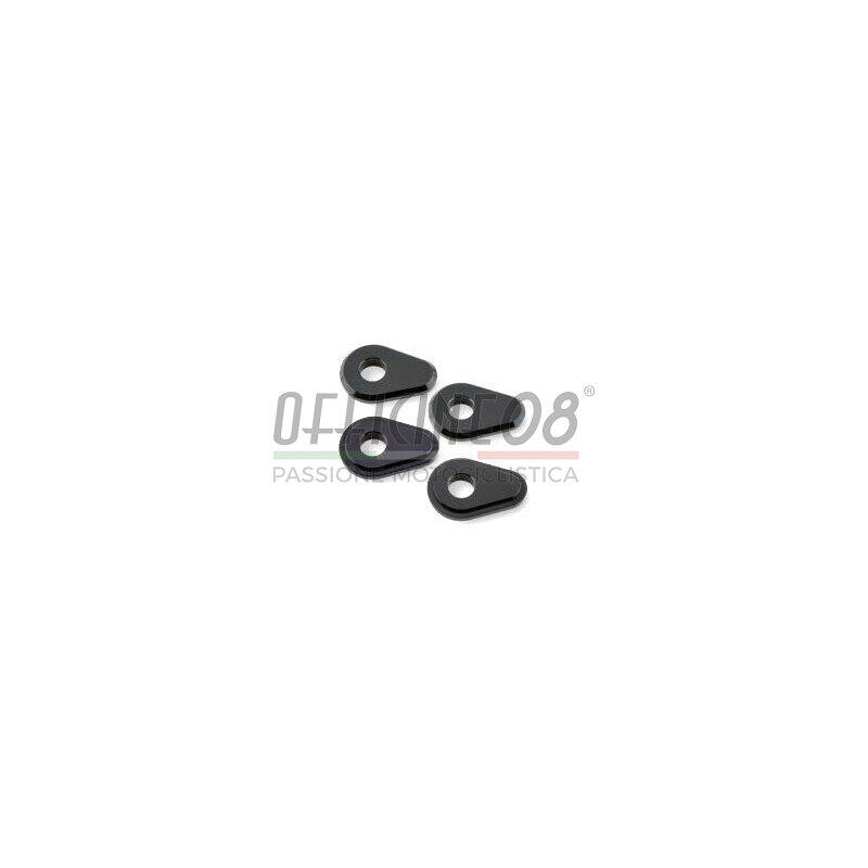 Winker adapter Yamaha MT-09 set