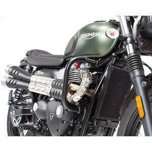 Paramotore per Triumph Scrambler 900 i.e. SW-Motech nero