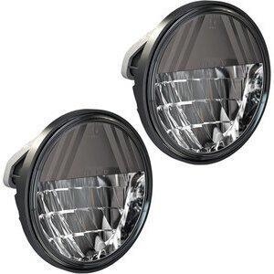 Additionial led light kit Harley-Davidson 4.5'' Drag Specialties black